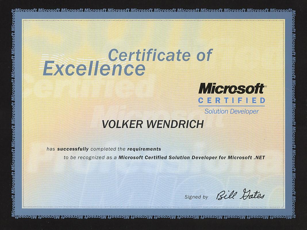 Wendrich informatik net development mcad mcsd 1betcityfo Image collections